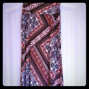 Large Apt. 9 Maxi skirt